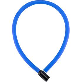 Trelock KS 106 Kabelslot, blauw